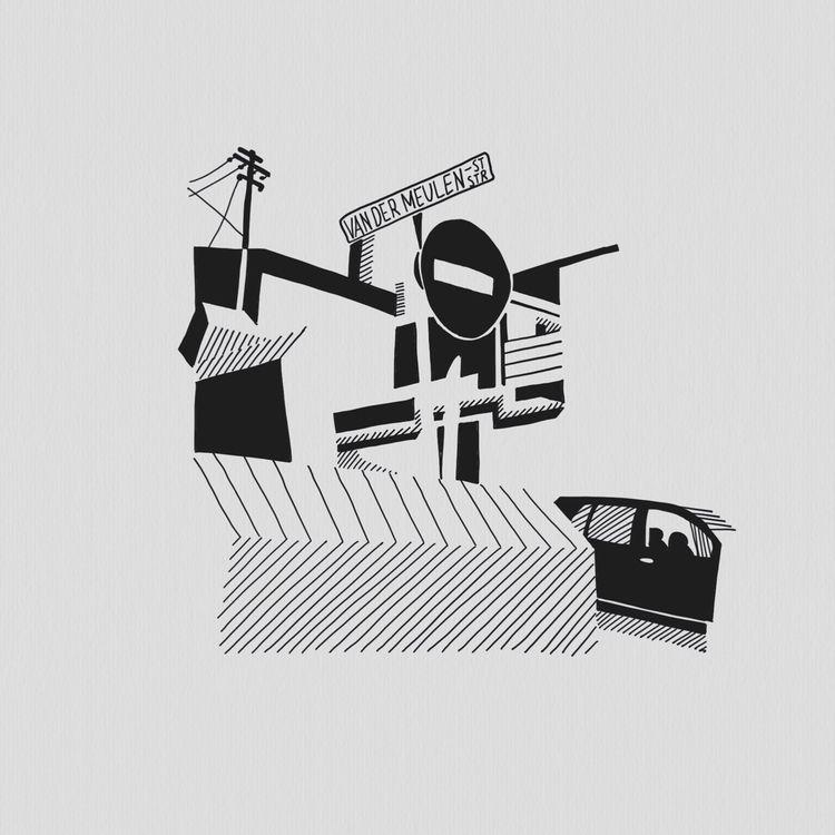 Architekturmontag // Straßenleb - heiniistgegenalles | ello