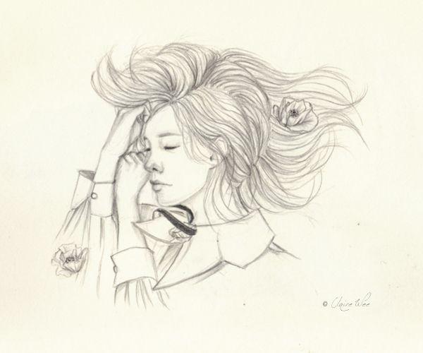blog  - mondayfaces, drawing, sketch - j0eyg1rl | ello