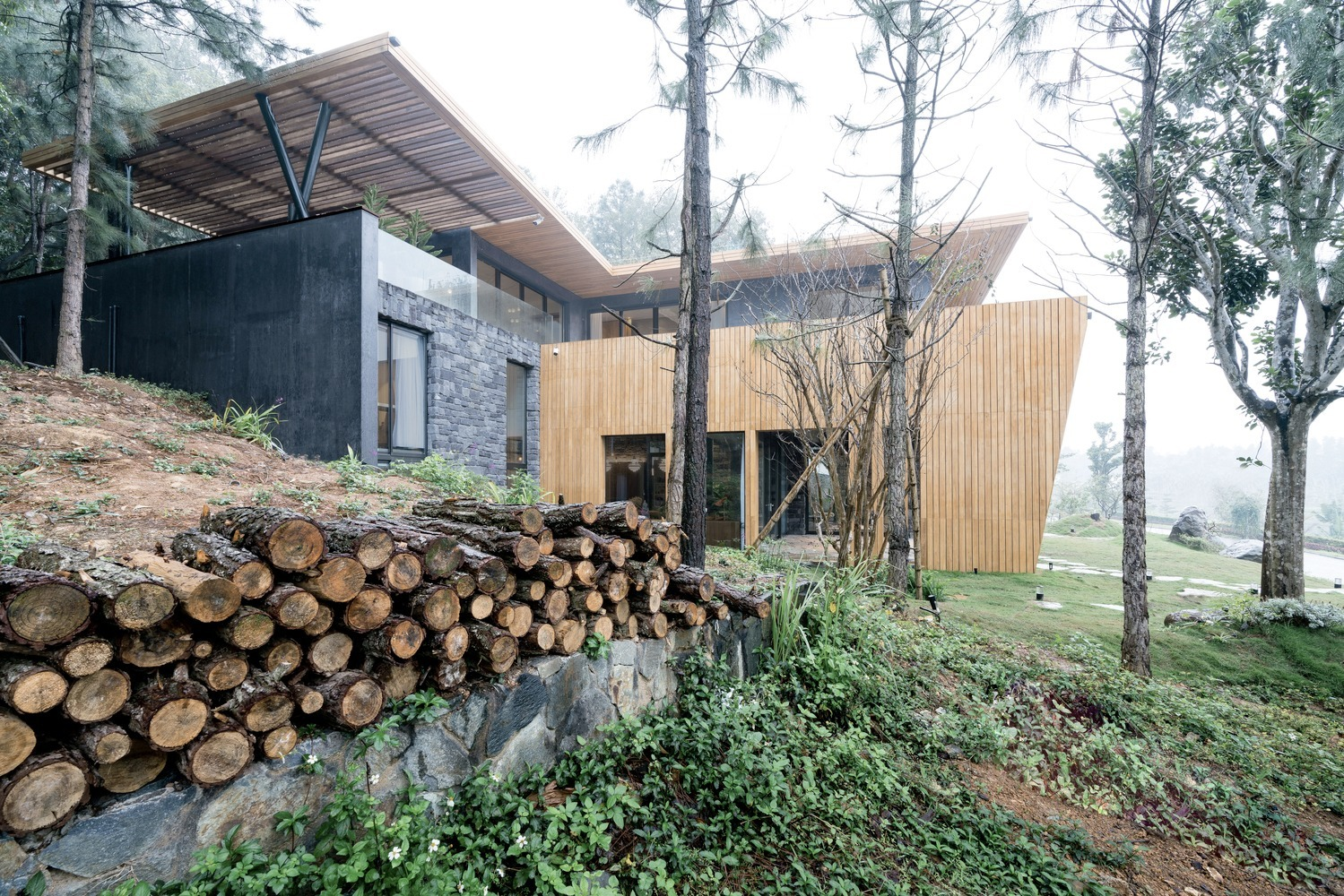 Teak House / Pham Thanh Huy - architecture - red_wolf | ello