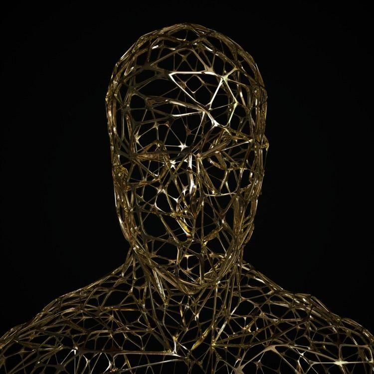 Connections  - 3D, digital, sculpture - z3rogravity | ello