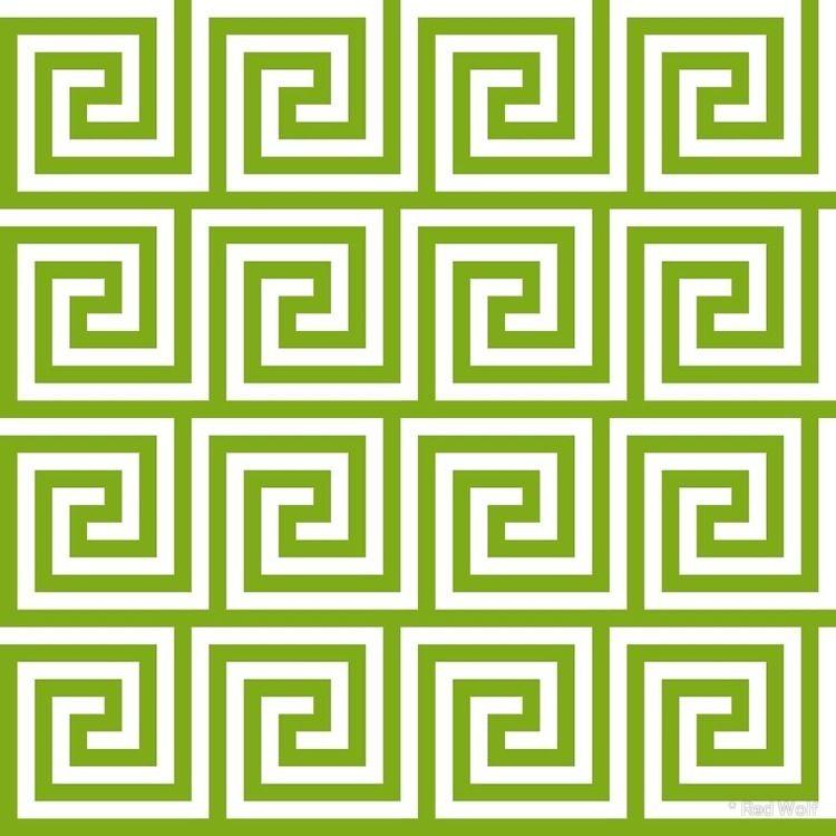 Geometric Pattern: Key Spiral:  - red_wolf | ello