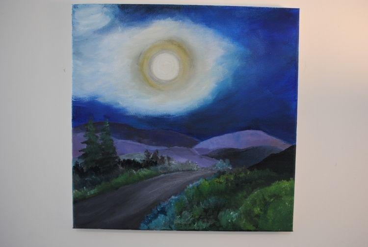 Oil canvas, 12 12 - oilpainting - maggiesawyer1 | ello