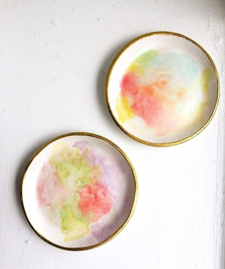 Experimenting  - clay, pottery, handmade - azandairalee | ello