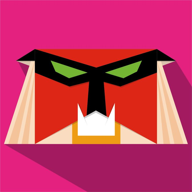 Brak - vector, design, illustration, - blackbones | ello