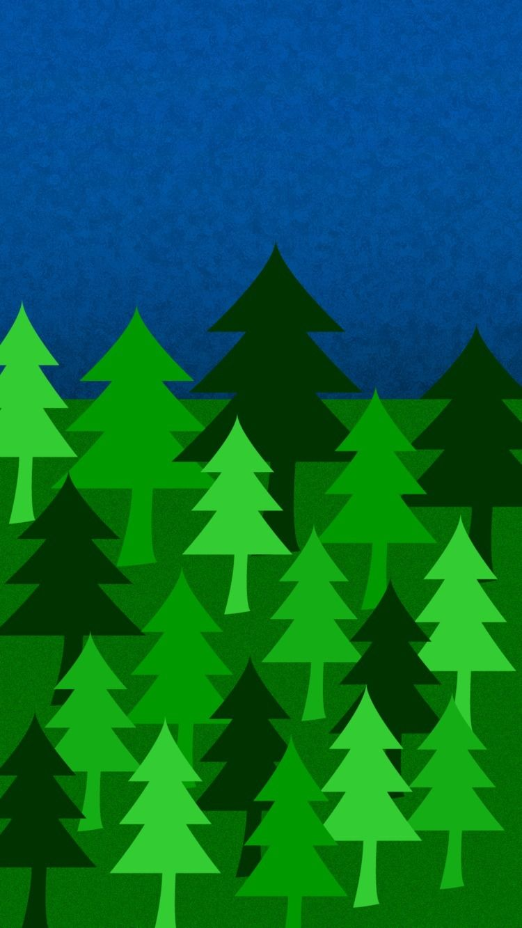 lonely forest night - coffidev | ello