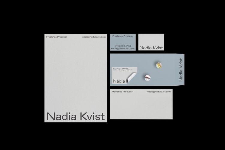 Nadia Kvist Micro Identity. Upd - studiospgd | ello
