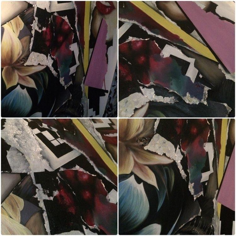 oiloncanvas#painting#oilpainting#details#workinprogress#inprogress#zsuzsicsiszer#budapest - zsuzsics | ello