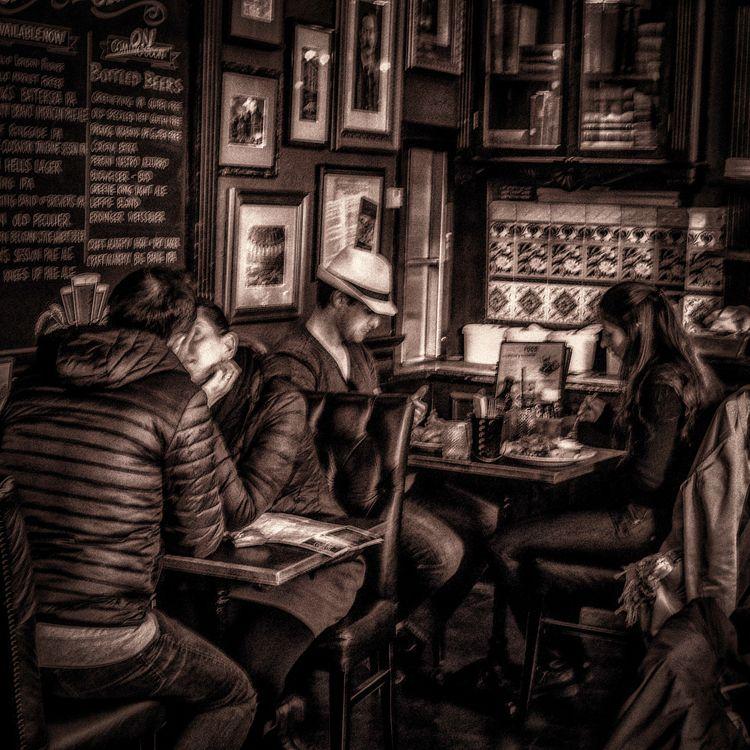Pub date - artphotography, photography - urbanart | ello