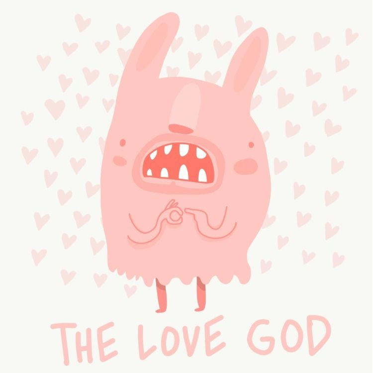 love god - jonaswelin | ello