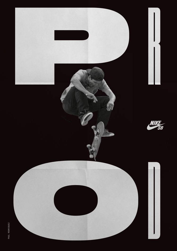 Paul Rodriguez Nike SB - skateboarding - luiscoderque | ello