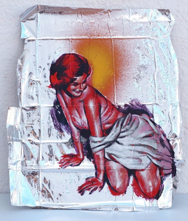 dixon / painting single objects - mejuan | ello