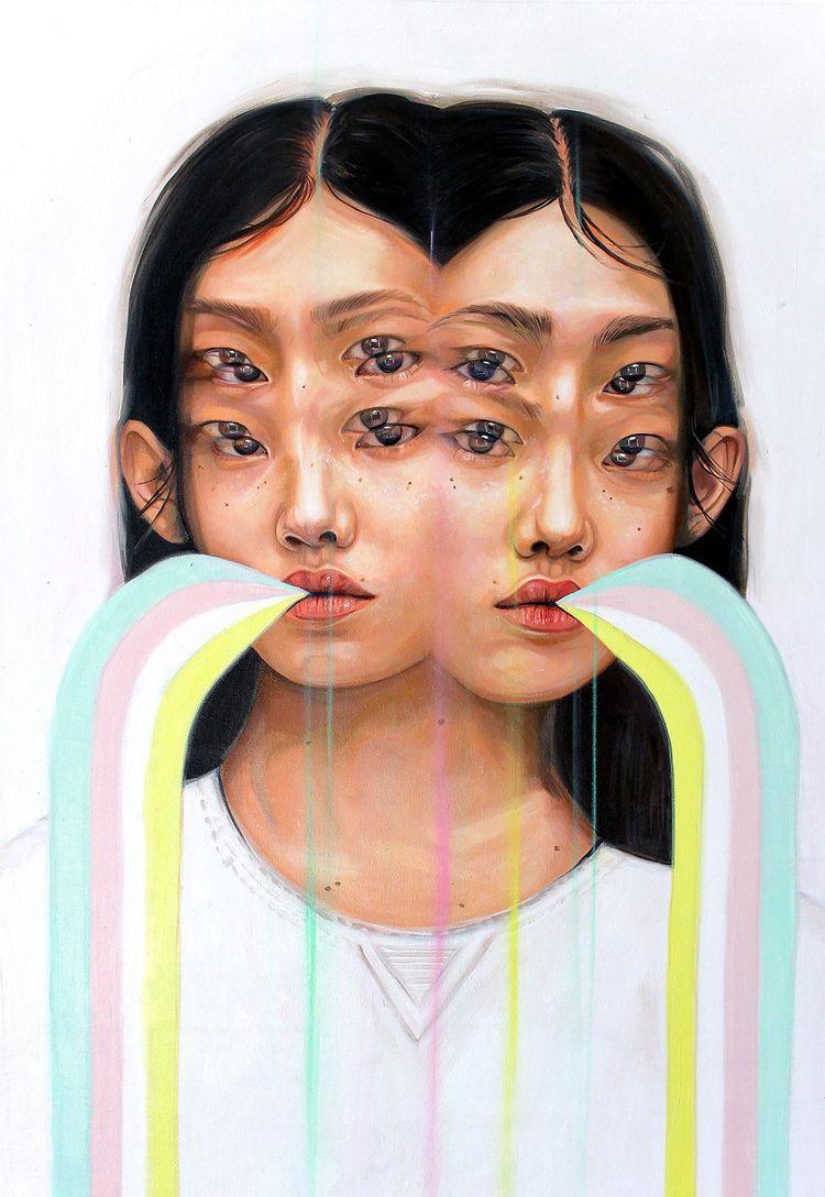 Paintings Alex Garant - art, painting - inag | ello