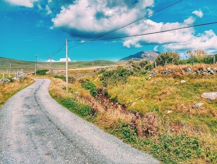 Chongie Road - Achill Island, I - paulmcnam | ello
