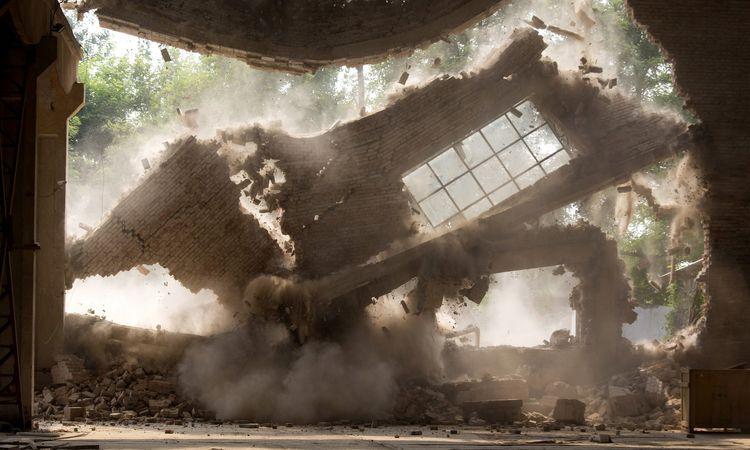 Ai Beijing studio razed Chinese - valosalo | ello