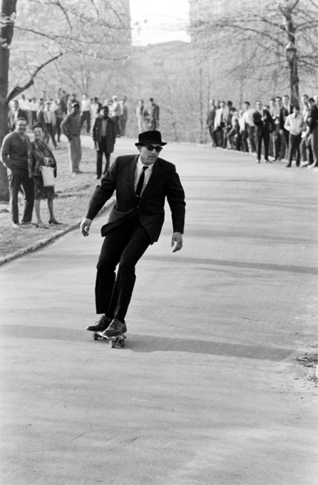 TIME Central Park, NYC 14, 1965 - peligropictures | ello