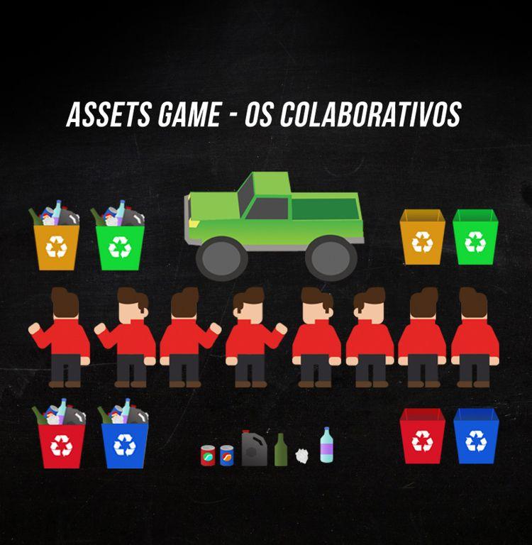 Assets Itens Persoagem game Os  - cristianbastos | ello