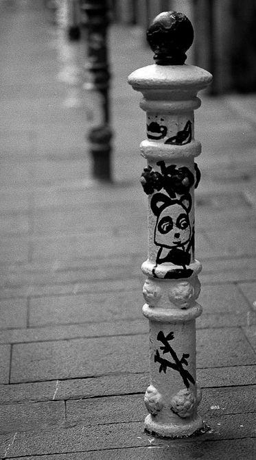 street artist Tarragona - Spain - peterhphotography | ello