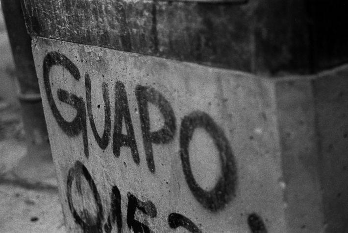 Guapo street art Valencia Spain - peterhphotography | ello