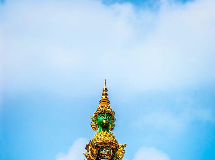 protector - guardian, Bangkok, Thailand - christofkessemeier   ello