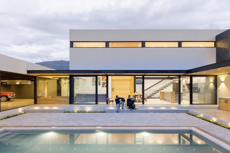 House / CU+AR Estudio - architecture - red_wolf | ello