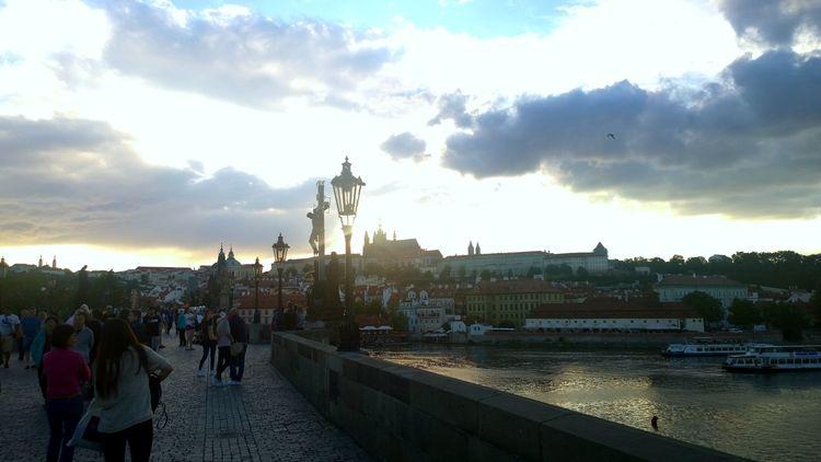 Charles Bridge (Karlův Prague,  - norre01   ello