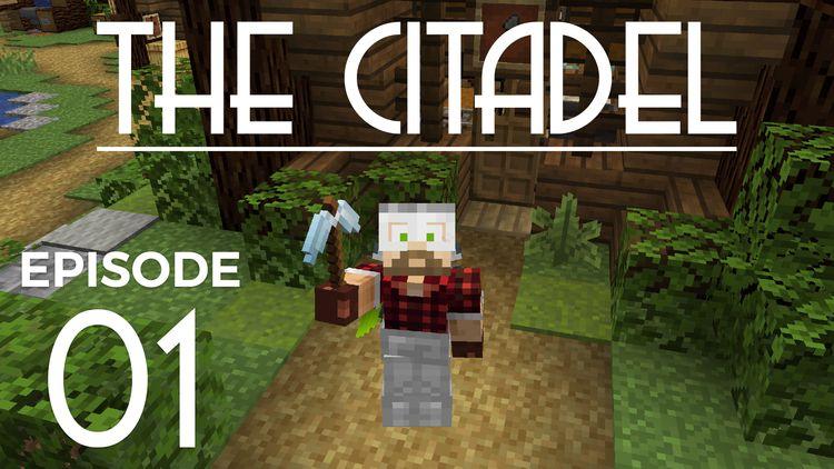 started series! Citadel Play vi - joelduggan | ello
