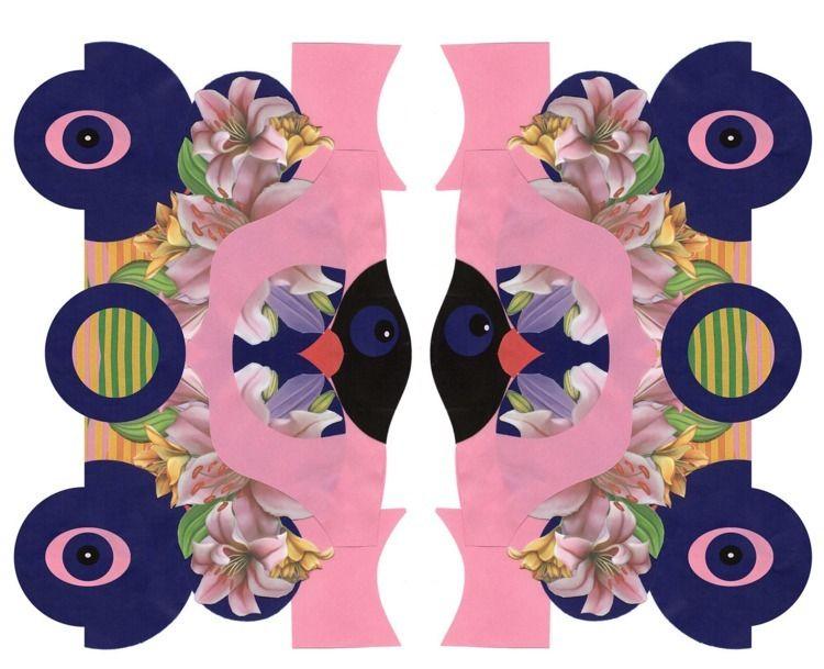 collage, papercollage - franalvez | ello