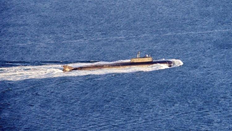 Nuclear submarine Orel Langelan - klavs1972 | ello