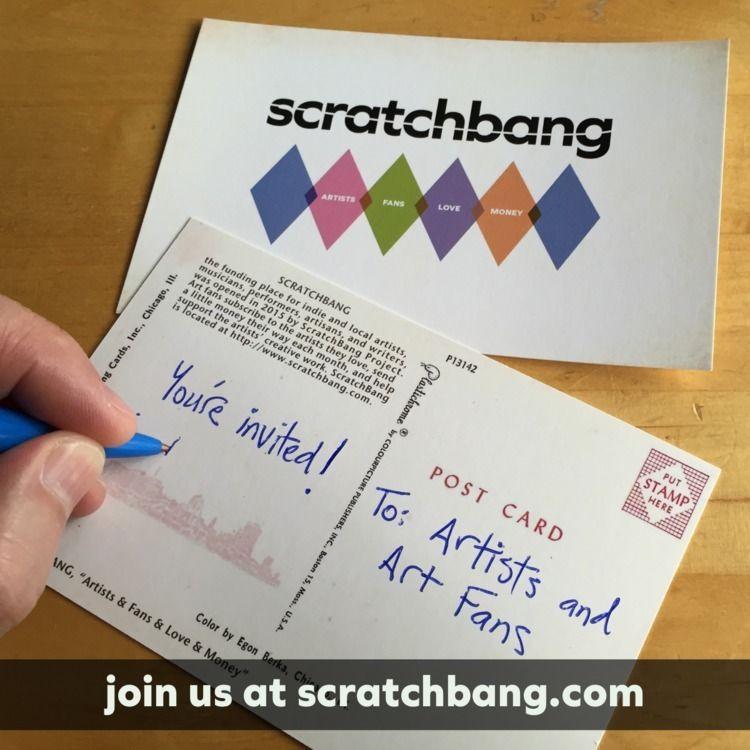 Find favorite artists ScratchBa - scratchbang   ello