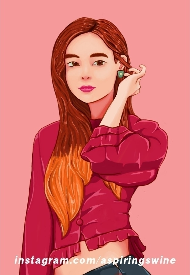 Red Velvet | Seulgi - art, digitalpainting - aspiringswine | ello
