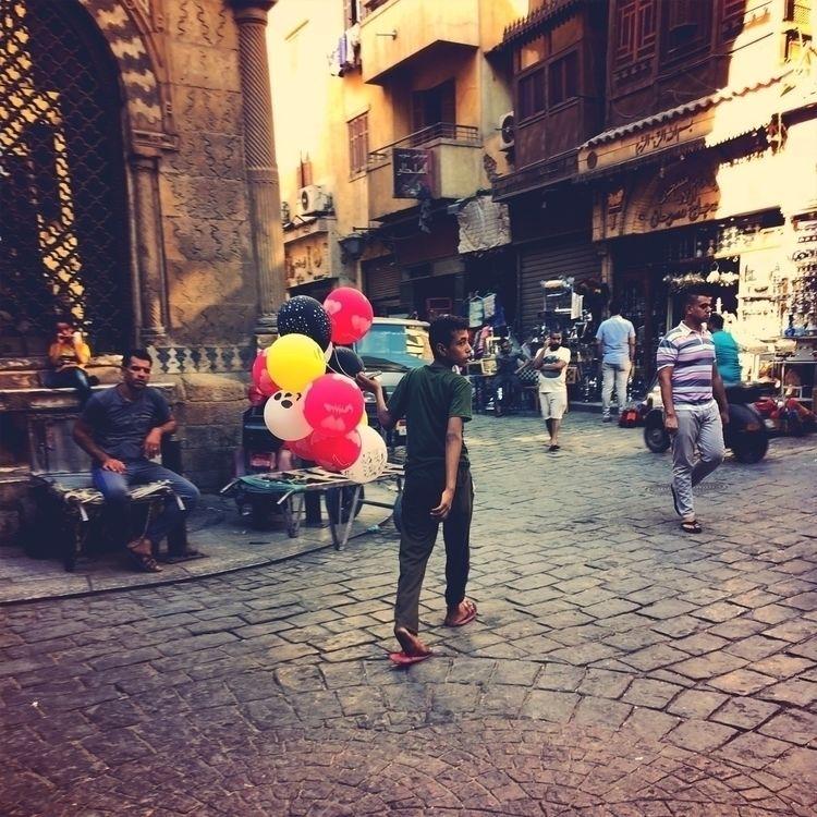 Balloons Cairo, Egypt 2018 Niko - dainahodgson | ello