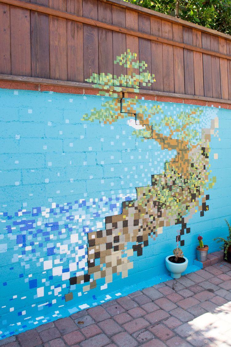 paint - elloart, pixel, contemporaryart - charlesosawa | ello