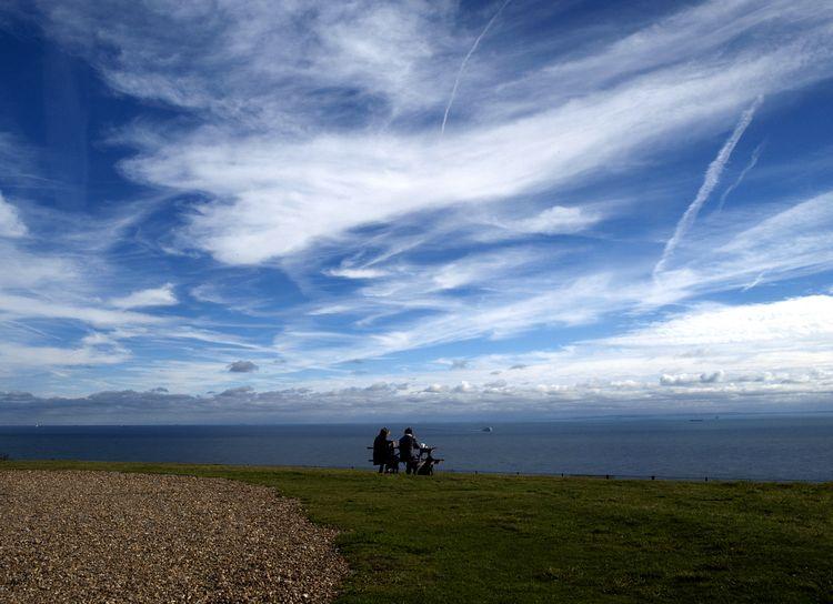 tea White Cliffs Dover, 2012 - phil_levene | ello