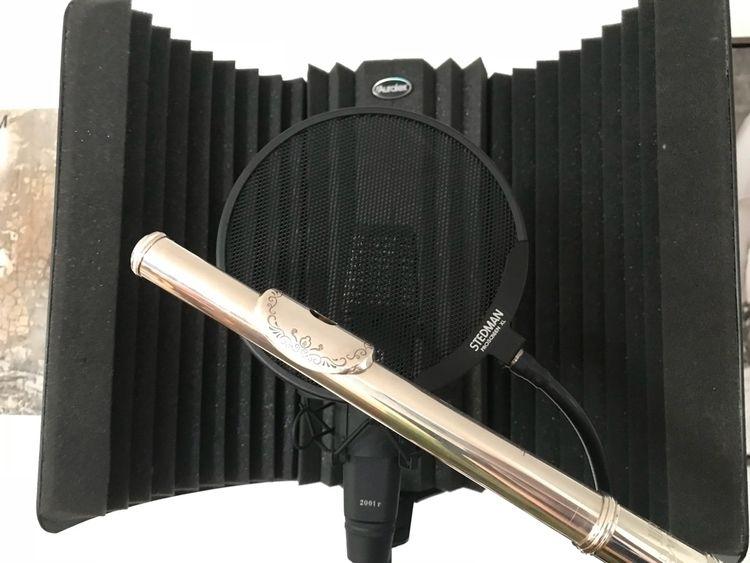 flute appearance today studio - music - vitne | ello
