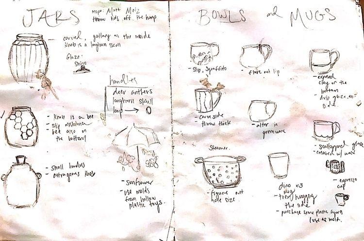 Sketchbook pt 5 - art, illustration - phobic_mango   ello
