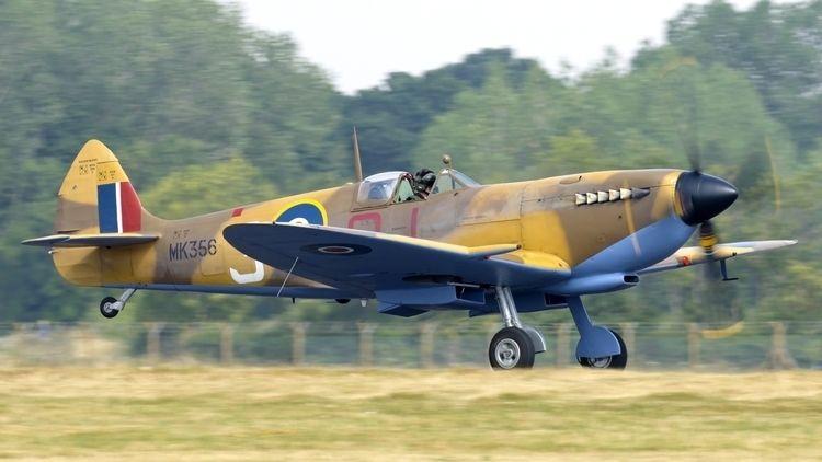 MK356, Spitfire Mk LFXIc, 7/13  - klavs1972 | ello