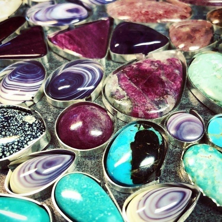 Summer Jewels coming :sparkles - silverravenstudio   ello