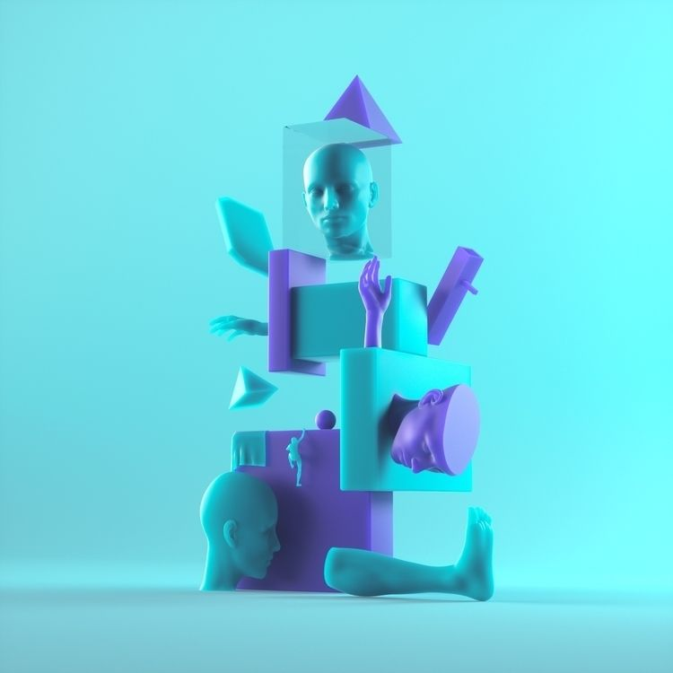 Feelings Mutual  - cinema4d, c4d - liaam | ello