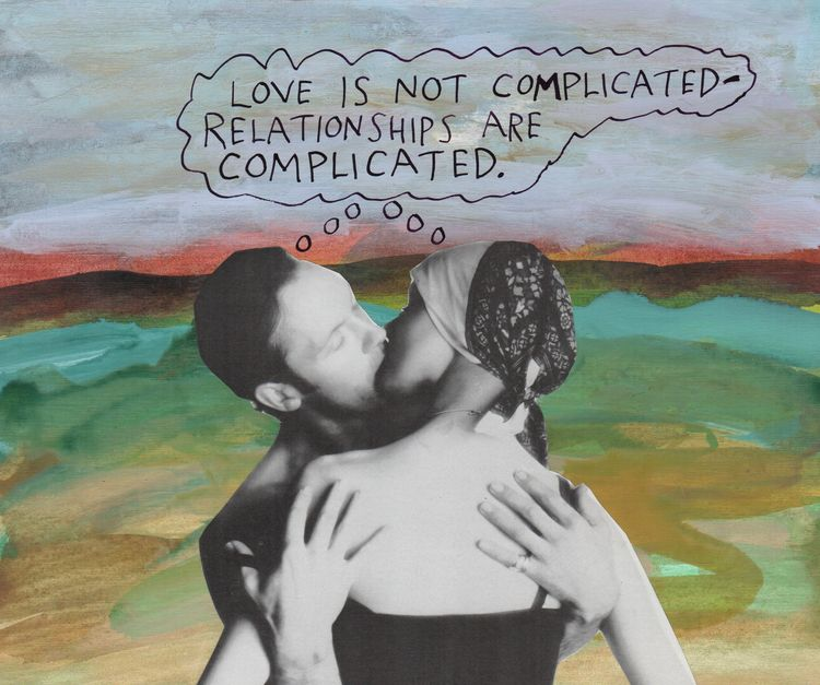 love complicated - stoicmike | ello