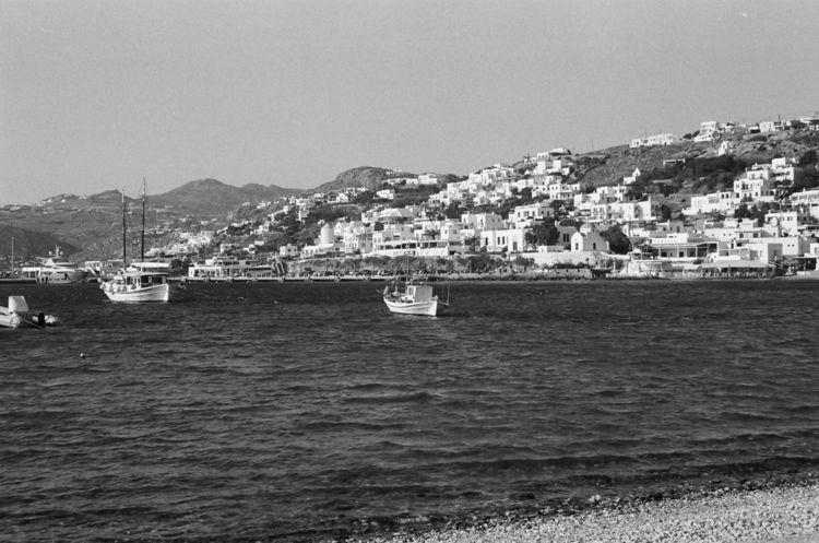 〜 Mykonos, Greece - filmphotography - ferreira-rocks | ello