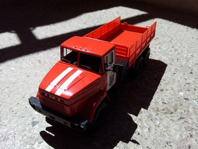 Autotime KRAZ-6322 Diecast Truc - rooster64 | ello