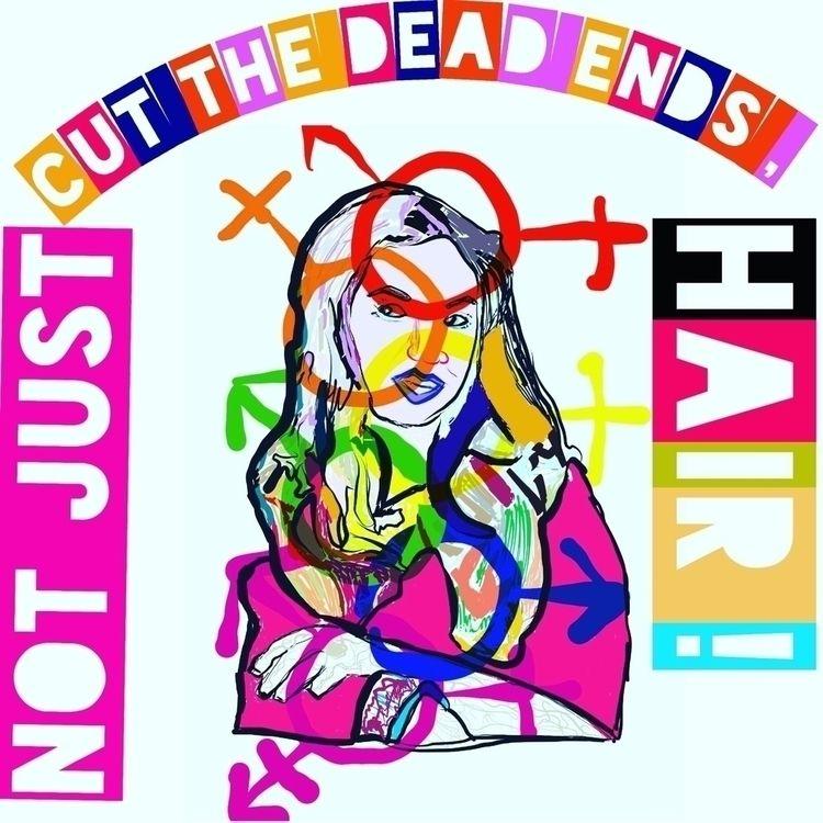 deadends, art, sketch, drawing - gyanah | ello