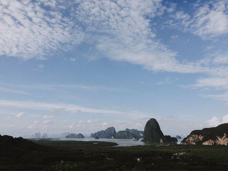 Leeto Bay viewpoint , Panhnga  - puenzxiifools   ello