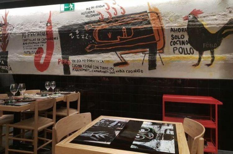 Cantina Roo, restaurante Mexica - theeatingplace | ello