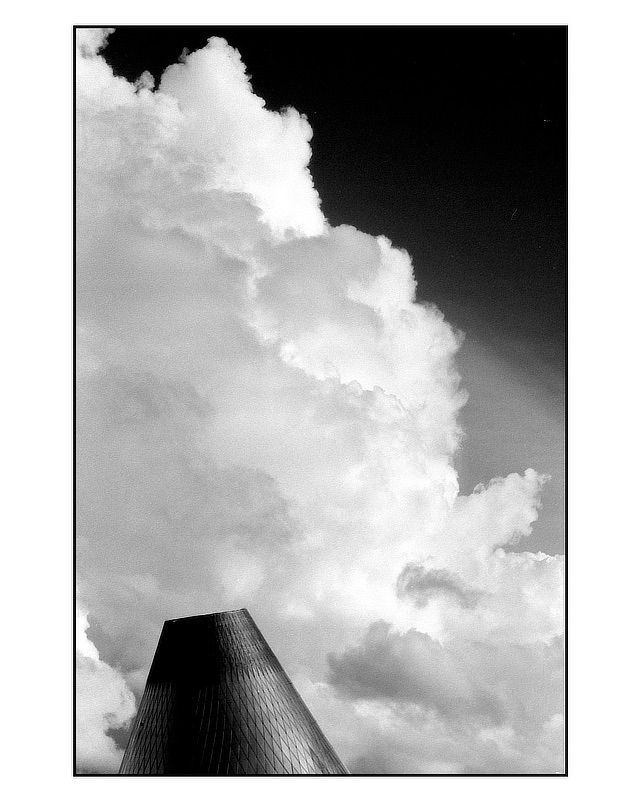 Storm clouds billowing Puget So - aarontyree | ello