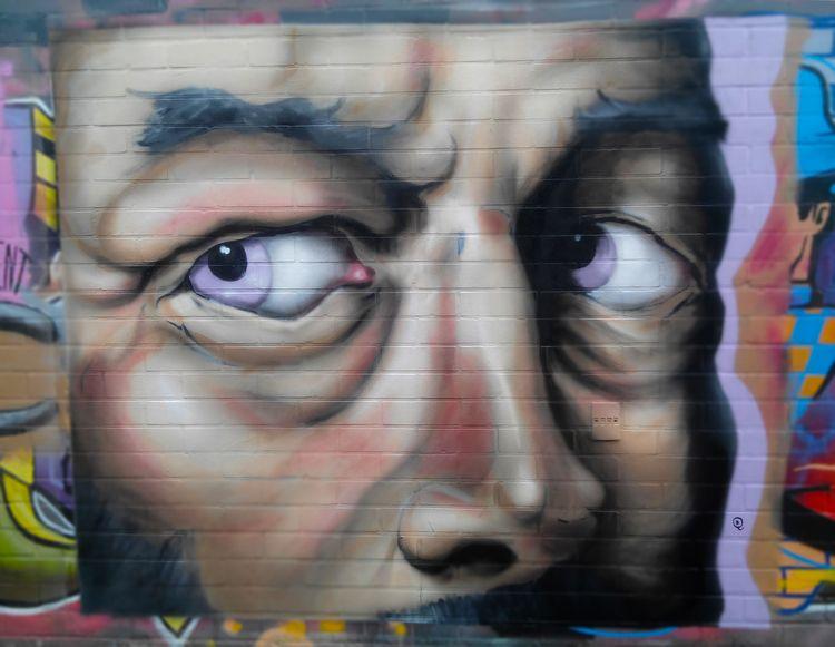 graffiti, streetart, antwerp - _mastaba_   ello