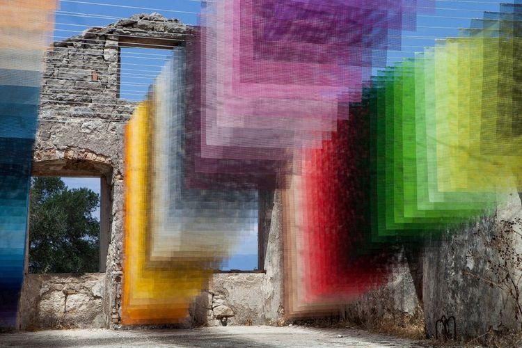 Installation Quintessenz - art, installation - inag | ello