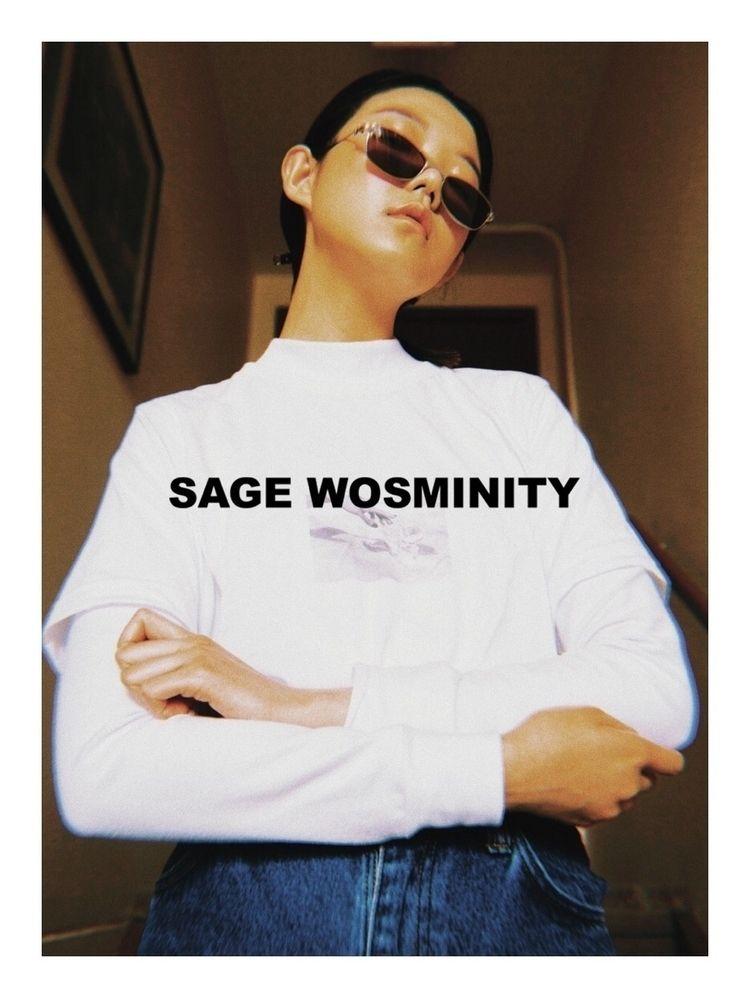 Sage Wosminity FW18 Lookbook - fashion - jaredbautista | ello