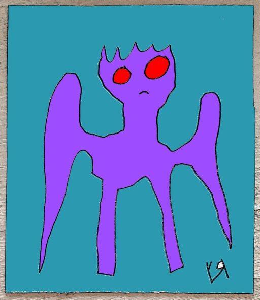 Winged Beast Shopping Icon) Ric - richardfyates | ello