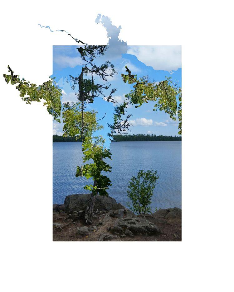 Alton Lake, Minnesota - art, contemporaryart - paulsmedberg | ello